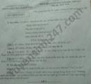 Đề thi học kì 2 môn Văn lớp 9 năm 2021 huyện Krông Nô