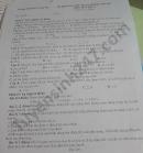 Đề thi học kì 2 môn Hóa lớp 8 năm 2021 TH-THCS Nam Phú