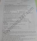 Đề thi học kì 2 năm 2021 TH-THCS Nam Phú môn Sử lớp 8
