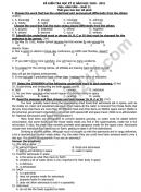 Đề thi học kì 2 năm 2021 môn Anh lớp 11 THPT Lương Văn Can