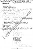 Đề thi thử vào lớp 10 môn Văn 2021 - THPT Uông Bí lần 2 (Có đáp án)