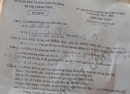 Đáp án đề thi vào lớp 10 năm 2021 tỉnh Hà Tĩnh môn Toán