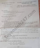 Đáp án đề thi vào lớp 10 THPT năm 2021 môn Toán tỉnh Đắk Nông