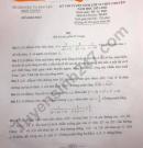 Đáp án đề thi vào lớp 10 THPT chuyên tỉnh Ninh Thuận môn Toán 2021