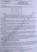 Đáp án đề thi vào lớp 10 Chuyên Quốc Học Huế - môn Hóa Chuyên 2021