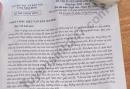 Đáp án đề thi vào lớp 10 năm 2021 môn Văn tỉnh Ninh Bình
