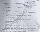 Đáp án đề thi vào lớp 10 môn Toán tỉnh Đắk Lắk năm 2021