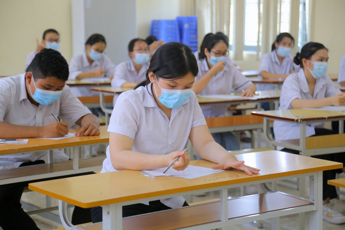 Bắc Giang điều chỉnh lịch thi vào lớp 10 và thời gian làm bài