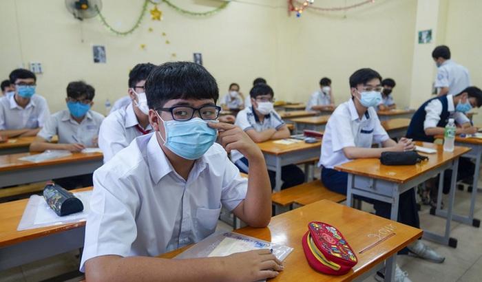 Điểm chuẩn vào lớp 10 tỉnh Quảng Ngãi năm 2021