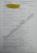Đáp án đề thi tốt nghiệp THPT mã đề 118 môn Toán năm 2021