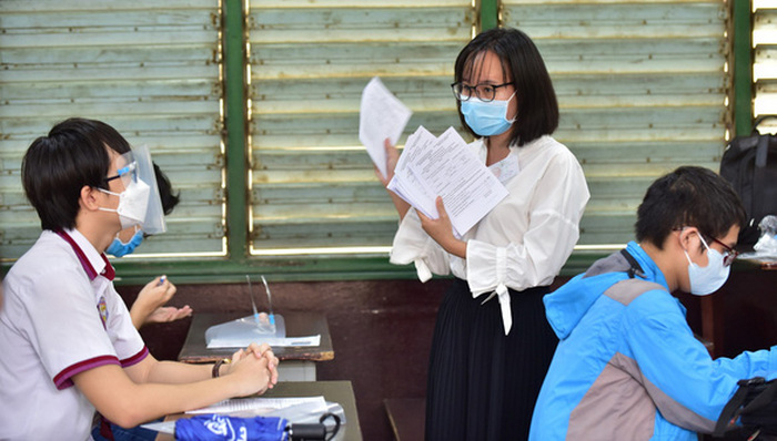 Cham thi tot nghiep THPT 2021: Mon Van duoc cham the nao?