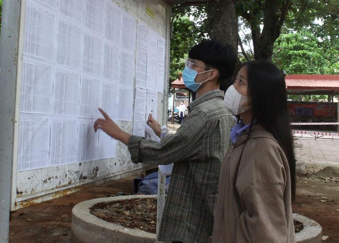 Tra cứu điểm thi tốt nghiệp THPT - tỉnh Đắk Lắk 2021