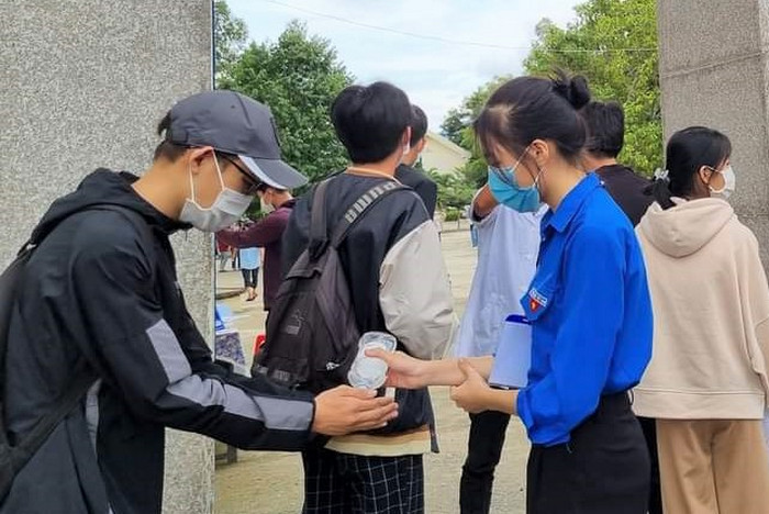 Tra cứu điểm thi tốt nghiệp THPT 2021 - Yên Bái