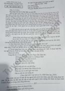 Đáp án đề thi vào lớp 10 môn Văn - tỉnh Kon Tum 2021