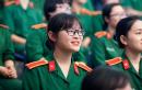 Điểm sàn xét tuyển vào Tất cả trường Quân đội năm 2021