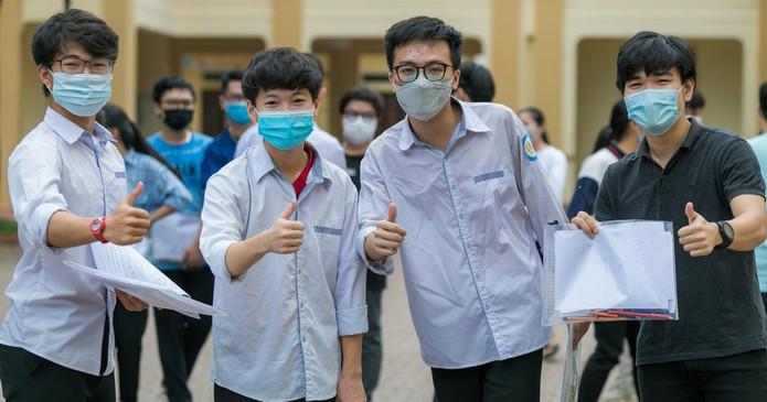 Hà Nội thu 75% học phí học trực tuyến năm học 2021 - 2022