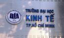Đại học Kinh tế TPHCM thành lập 3 trường thành viên
