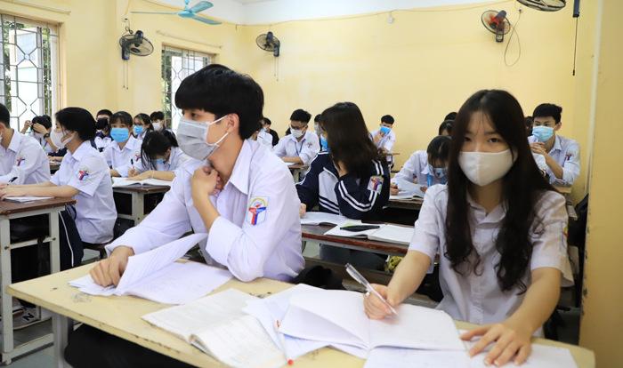 Bộ GD yêu cầu tăng cường chất lượng dạy và học khi HS trở lại trường
