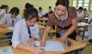 Đề thi học kì 1 lớp 8 môn Anh