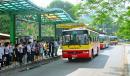 Tuyến xe buýt đi qua trường Đại học