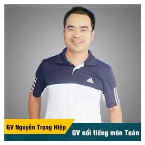 Thầy Nguyễn Trọng Hiệp