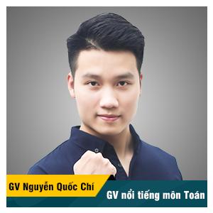Thầy Nguyễn Quốc Chí
