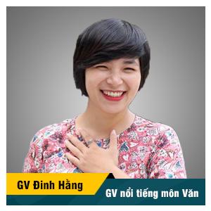 Cô Đinh Thị Thúy Hằng