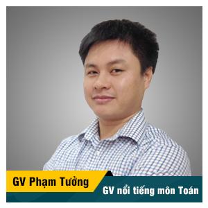 Thầy Phạm Tưởng