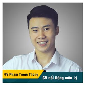 Thầy Phạm Trung Thông