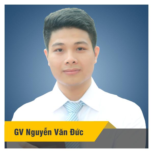 Thầy Nguyễn Văn Đức
