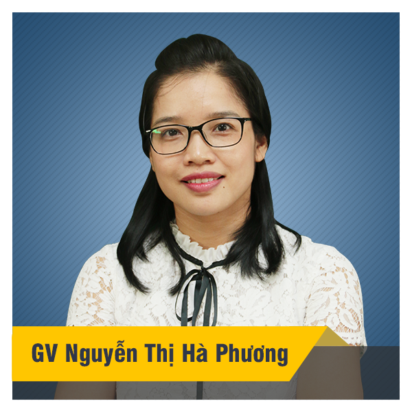 Cô Nguyễn Thị Hà Phương